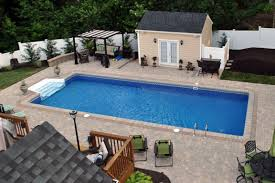 In ground pools Natural Patio Series In Ground Intheswim Inground Pool Showroom Teddy Bear Pools And Spas