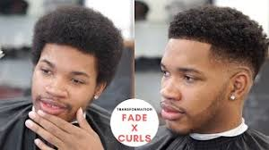 Dry hair usually shows of shorter textures super well. How To Add Natural Curls Enhance Facial Hair Insane Haircut Transformation Youtube