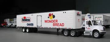 Wonder Bread International 4400 53 Trailer