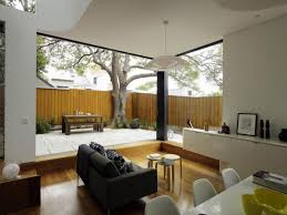 Small Living Room With Bay Window Window Ideas For Small Living Room Home Intuitivenarrow Window