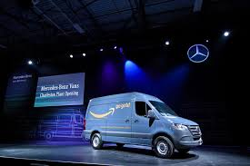 After we pulled ourselves up, the view is commanding from the driver's seat. New Mercedes Benz Vans Plant In Sc Took The Long Road Business Postandcourier Com