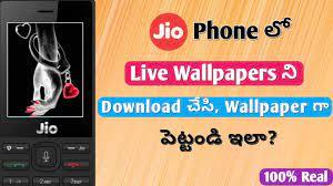 i5techfacts Jio phone లో Live ...