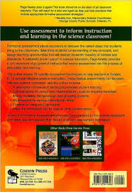 Science Formative Assessment: 75 Practical Strategies For Linking ...