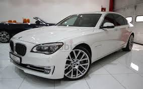 bmw 2013 white. bmw 750 li 2013 whitetan 93000 km warranty service contract until feb 2018 bmw white