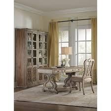 vintage hooker furniture desk. Hooker Furniture 5350-10459 Chatelet Trestle Writing Desk In Paris Vintage I