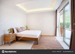 Luxus Interieur Design Im Schlafzimmer Pool Villa Mit Gemütlichen