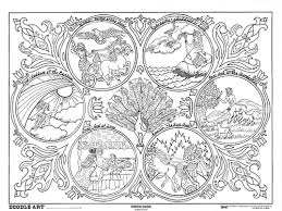 Small Picture Mexican Art Coloring Pages Doodle Art Greek Gods Coloring Page