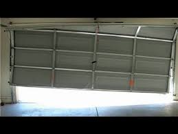 reliable garage doorBroken Garage Door Cable  Reliable Garage Door  YouTube