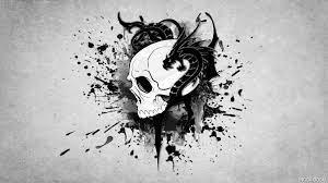 Black Dragon Wallpaper Background ...