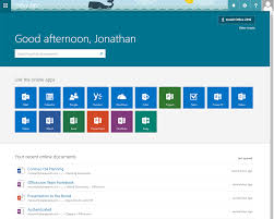 Micro Soft Home Page Microsoft Reveals New Home Page Experience For Office 365 Users