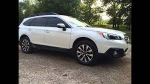 subaru outback 2016 white. Simple White 2016 Subaru Outback Crystal WHite PEarl To White YouTube