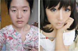 asian s before and after the makeup 75 pics