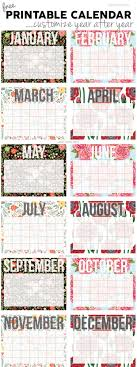 Big date boxes provide ample space for marking down notes. 2021 Free Printable Calendars 20 Designs For Monthly Yearly Calendars