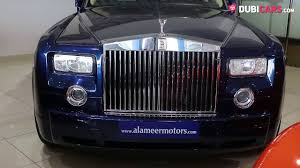 2004 Rolls-Royce Phantom - YouTube