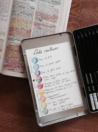 Comment Colorier Sa Bible Pour Ne Plus Sendormir Dessus