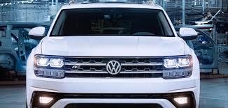 Interior And Exterior Designer Extraordinary 48 Volkswagen ATLAS R Line Interior And Exterior Design