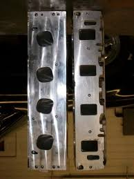 Z304 Head Flow Chart Has Cylinder Head Technology Tapered Off With Sbf Heads