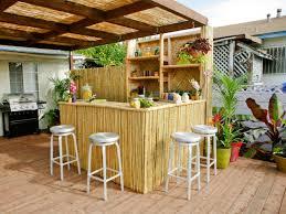 Outdoor Bar Ideas - DIY or Buy an Outdoor Bar