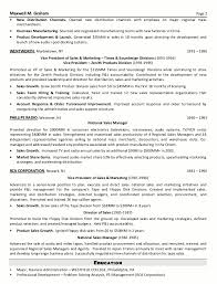 resume format for marketing person with 25 mesmerizing duties of sales and  manager job - Regional