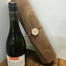 wooden wine holder wooden wine bottle holder wooden wine glass holder for garden