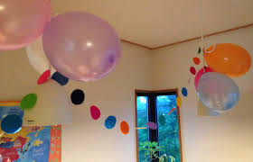 Diy Birthday Decorations Diy Birthday Party K A International Mothers In Japan