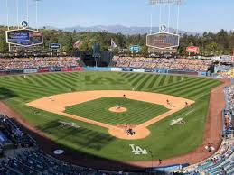 Dodger Stadium Section 3rs Home Of Los Angeles Dodgers