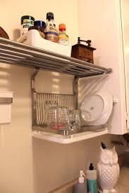 antique cups kitchen design and large dish drying rack over sink wall mounted stainless steel removable