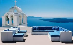 blue and white furniture. Blue And White Patio Furniture Fantastic For Dream Xhoster Info Home Ideas 10