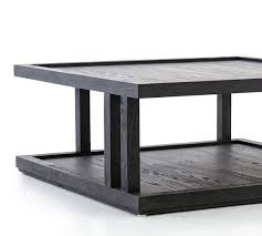 modern 40 square coffee table