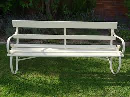 vintage garden bench benches and