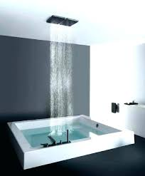 shower head that attaches to bathtub faucet shower head for bathtub faucet shower head sunken square