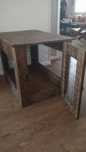 How to make a dog crate Wooden Dog Crate To Make Tap The Pin For The Most Adorable Pawtastic Fur Baby Apparel Youll Love The Dog Clothes And Cat Clothes Pinterest Diy Wooden Dog Crate 40 Worth Of Materials Just Need To Put In