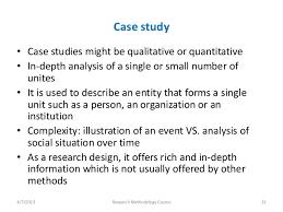 Narrative Research   Analysis of Qualitative Data   Design   Method Forum Qualitative Sozialforschung   Forum  Qualitative Social Research   Case