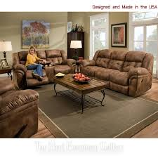 Home Stretch Furniture Padre leather Living Room set