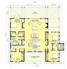 Farmhouse Style House Plan 3 Beds 2 50 Baths 2168 Sqft 888 7 Bed