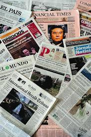 Resultado de imagem para notícias de jornais