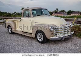 vintage chevrolet truck logo. the chevrolet truck 1947 parking in train station on july 27 2016 chonburi vintage logo