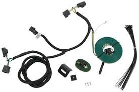 trailermate custom tail light wiring kit for towed vehicles next