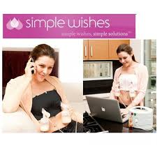 Simple Wishes Hands Free Pumping Bra Size Chart Hands Free Pumping Bra Simple Wishes