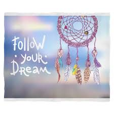 Dream Catcher Blankets Fleece Blankets CYL Boutique Wear Your Truth 70