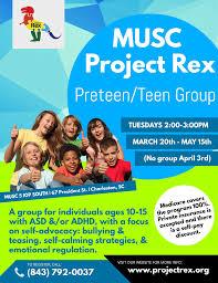 Group information program teen