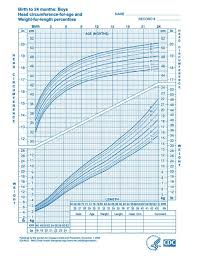 Baby Growth Chart Pdf File Printable In 2019 Baby Growth