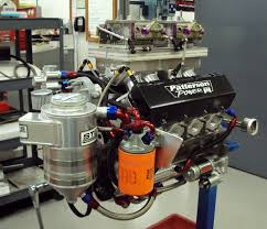 Video: Aussie Pro Stock 400ci SBC On The Dyno At Patterson Racing ...