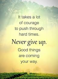 Never Give Up On Life Quotes New Inspirational Life Quotes Never Give Up 'Be Patient Good Things