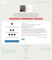 Academic Cv And Bibliography Website Yes We Work