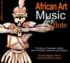 African Art Music for Flute - Wendy Hymes   Release Info   AllMusic