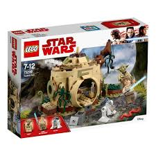 lego 75208 star wars toy yoda s hut toy building set