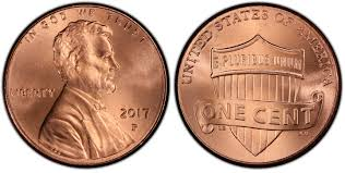Penny Values Chart 2017 Lincoln Cent Mintage Figures Wikipedia