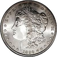 1804 Silver Dollar Value Chart Morgan Silver Dollar Values 1878 1904 Cointrackers Com