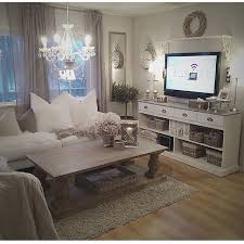 Vintage Chic Living Room
